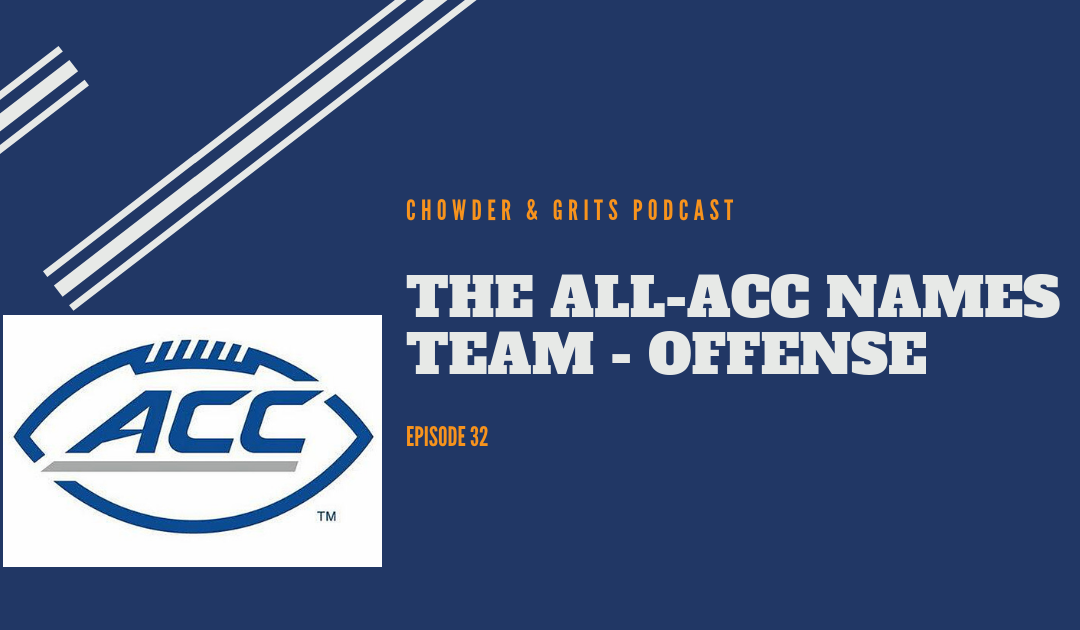 Acc Football Ranking The Best Names Across The Acc Landscape